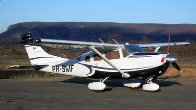 PR-SMF - Cessna T206H Turbo Stationair - Private