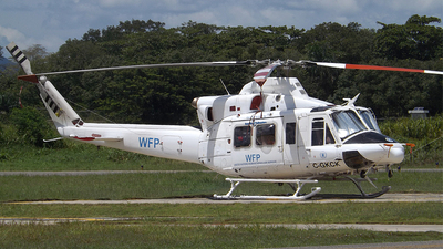 C-GKCK - Bell 412EP - Guardian Helicopters