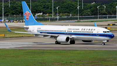 B-5675 - Boeing 737-81B - China Southern Airlines