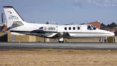 D-IAWU - Cessna 501 Citation SP - Sylt Air