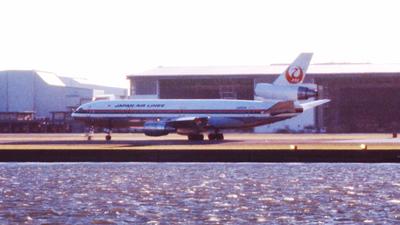 JA8536 - McDonnell Douglas DC-10-40 - Japan Airlines (JAL)