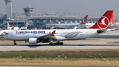 TC-JIM - Airbus A330-202 - Turkish Airlines