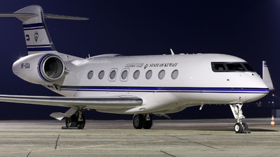 9K-GGA - Gulfstream G650 - Kuwait - Government