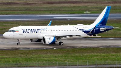 9K-AKQ - Airbus A320-251N - Kuwait Airways