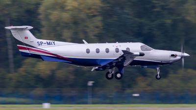 SP-MIY - Pilatus PC-12/47E - Private