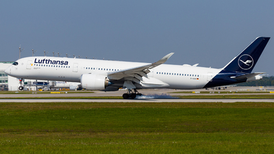 A picture of DAIXK - Airbus A350941 - Lufthansa - © Simi