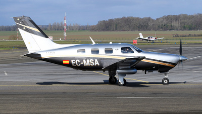 A picture of ECMSA - Piper PA46350P - [4636655] - © bruno muthelet
