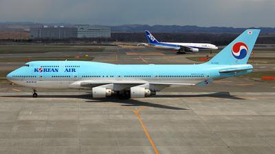 HL7490 - Boeing 747-4B5 - Korean Air