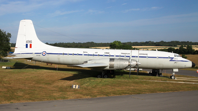 XM496 - Bristol Britannia C.1 - United Kingdom - Royal Air Force (RAF)