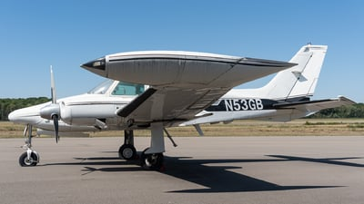 N53GB - Cessna T310Q - Private