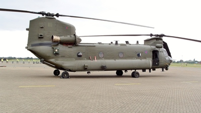 ZD981 - Boeing Chinook HC.2 - United Kingdom - Royal Air Force (RAF)