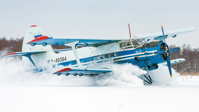 RA-40384 - PZL-Mielec An-2R - Private