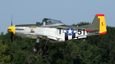 N751TX - Titan T-51 Mustang - Private
