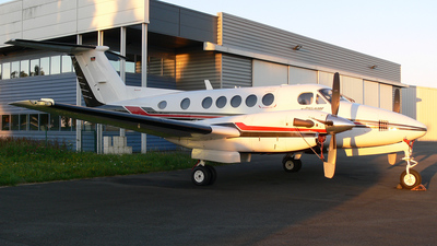 D-IBFT - Beechcraft B200 Super King Air - BFS Flugservice