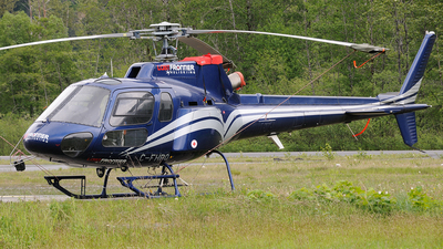 C-FHPQ - Eurocopter AS 350B2 Ecureuil - Access Helicopters