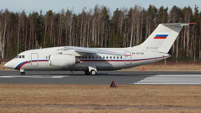 RA-61728 - Antonov An-148-100E - Russia - Air Force