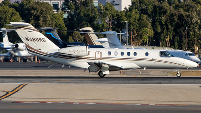 N460RG - Cessna 525 Citationjet CJ4 - Private