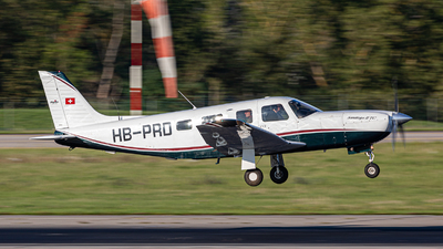 A picture of HBPRD - Piper PA32R301T - [3257364] - © Marcel Moser