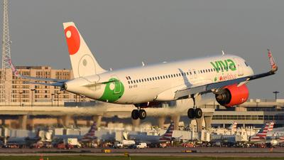 XA-VIH - Airbus A320-271N - VivaAerobus