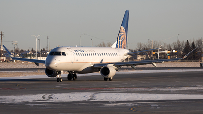 N130SY - Embraer 170-200LR - United Express (SkyWest Airlines)
