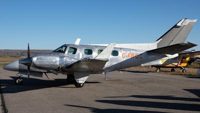 C-FBQC - Beechcraft 60 Duke - Private