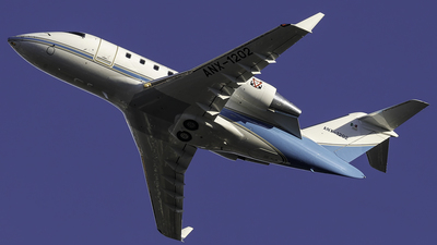 ANX-1202 - Bombardier CL-600-2B16 Challenger 605 - Mexico - Navy