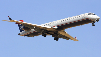 N926LR - Bombardier CRJ-900ER - US Airways Express (Mesa Airlines)