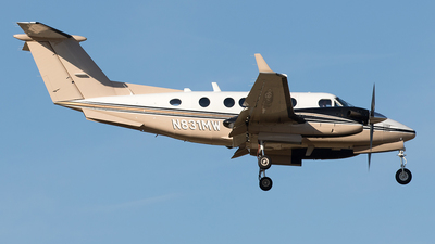 A picture of N831MW - Beech B200 Super King Air - [BB1850] - © Yixin Chen