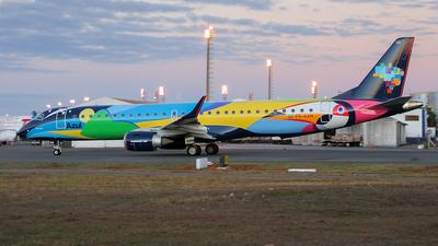 PR-AXH - Embraer 190-200IGW - Azul Linhas Aéreas Brasileiras