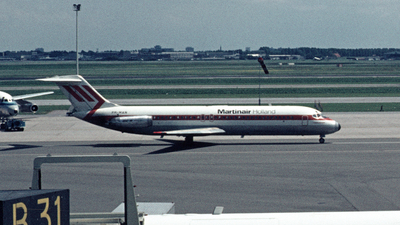PH-MAN - McDonnell Douglas DC-9-33(RC) - Martinair Holland