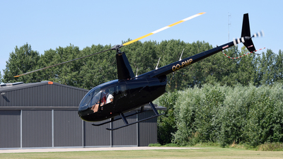 OO-PMP - Robinson R44 Raven - Private