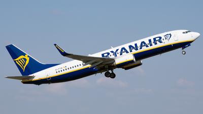 EI-FTW - Boeing 737-8AS - Ryanair