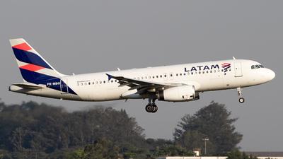 A picture of PRMBG - Airbus A320232 - LATAM Airlines - © Antonio Carlos Carvalho Jr.