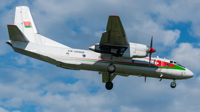 EW-009DD - Antonov An-26KPA - Belarus - Air Force