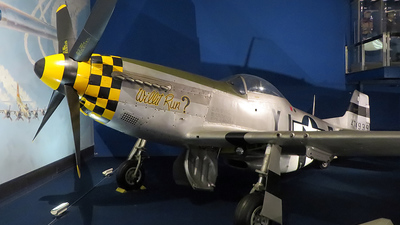 44-74939 - North American P-51D Mustang - United States - US Army Air Force (USAAF)