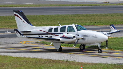 TG-CMD - Beechcraft 58 Baron - Private