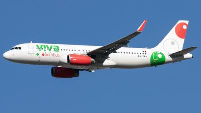 A picture of XAVAW - Airbus A320232 - VivaAerobus - © Alejandro Hndez