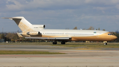 4K-8888 - Boeing 727-251(Adv) - SW Business Aviation