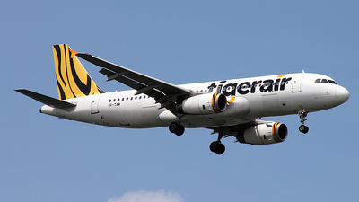 9V-TAM - Airbus A320-232 - Tigerair