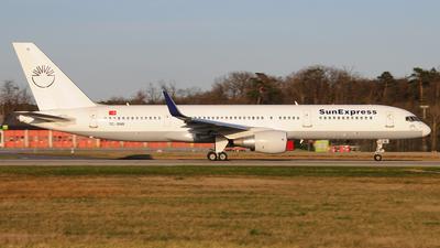 TC-SNB - Boeing 757-2Q8 - SunExpress