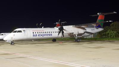 A picture of ZSYBT - De Havilland Canada Dash 8400 - [4146] - © ORTIASpotter