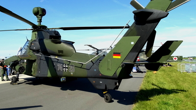 74-26 - Eurocopter EC 665 Tiger UHT - Germany - Army
