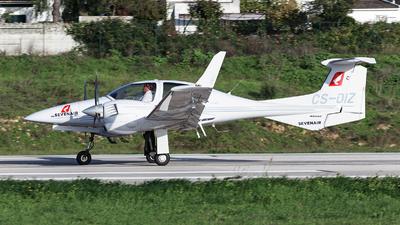CS-DIZ - Diamond DA-42 Twin Star - Sevenair