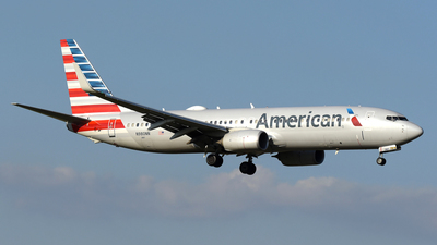 A picture of N980NN - Boeing 737823 - American Airlines - © DJ Reed - OPShots Photo Team