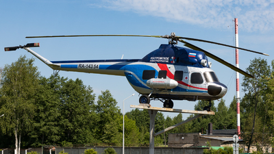 RA-14354 - PZL-Swidnik Mi-2 Hoplite - Kostroma Airlines