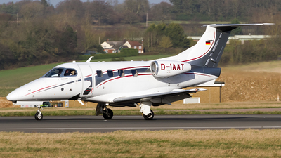 D-IAAT - Embraer 500 Phenom 100 - Arcus-Air