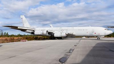 N623RH - Boeing 707-338C - Omega Air