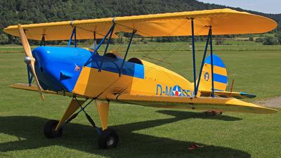 D-MSEW - Flugtechnik Herringhausen Vagabund - Private
