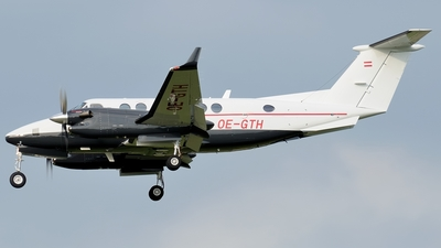 OE-GTH - Beechcraft B300 King Air 350 - Air Independence