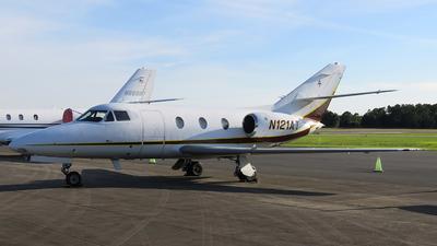N121AT - Dassault Falcon 10 - Private